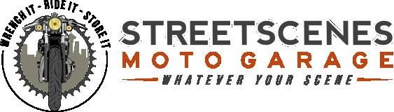 Motorcycle Service DIY Motorcycle Garage | Streetscenes Moto Garage
