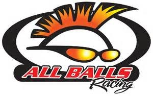 all balls raceing logo